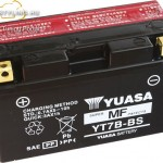 YT7B-BS  12V, 6.5Ah kép