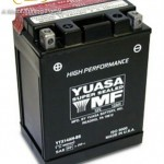 YTX14AH-BS  12V, 12Ah kép