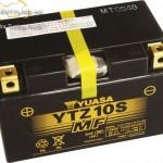 YTZ10-S  12V, 8.6Ah kép