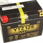 YTZ12-S  12V, 11Ah kép