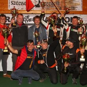 Miroslav Zapletal az autósok, míg Kárpáti Péter a motorosok között lett bajnok Nyirádon kép
