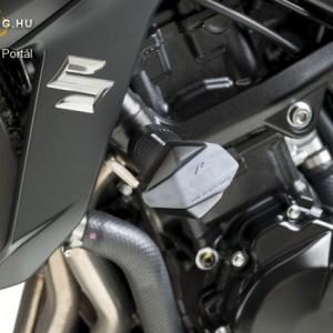 Bukógomba, Puig R12 Suzuki GSX-S750 (2017-) kép