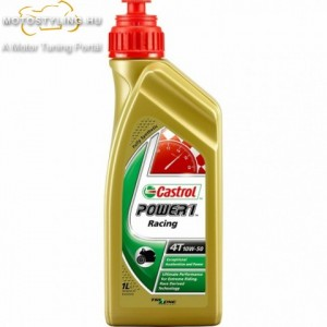 Castrol Power 1 Racing 4T 10W-50 kép