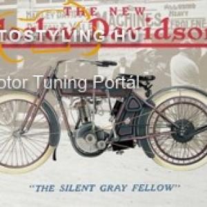 HARLEY DAVIDSON Gray Fellow  reklámtábla kép