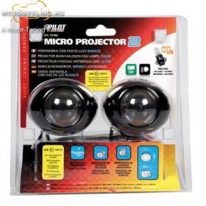 Micro-projektor 2, ködlámpa készlet - fehér kép