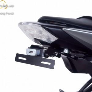 Rendszámtábla tartó, Puig Kawasaki Z750/1000 (2007-2012) kép