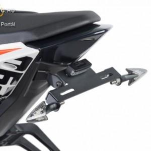 Rendszámtábla tartó, Puig KTM 1290 SUPERDUKE R (2014-2016) kép